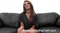Young Anal Teen Swallows Agent's Cum - 9Club.Top