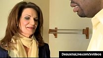 Busty Airline Cougar Deauxma Fucks A Big Black Cock in Hotel Preview