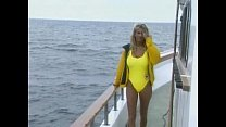 Sex on a boat with busty Farrah