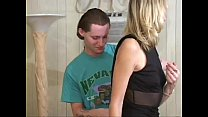 April Fools Day pranks turn into hot sex between step brother and sister with Izzy Bell
