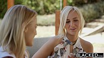 BLACKED First interracial threesome for Ash Hollywood and Kate England Vorschaubild