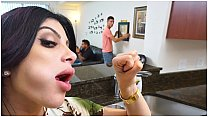 BANGBROS - Latina Kitty Caprice Can't Get No Satisfaction, So She Turns To Tyler