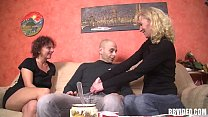 Mature German Women Fuck In Threesome