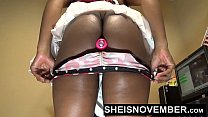 6728 My Freaky Boss Wants To Take Me Shopping Then Lick My Juicy Ass, Msnovember HD preview