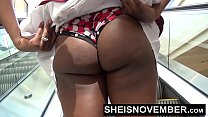 8741 My Freaky Boss Wants To Take Me Shopping Then Lick My Juicy Ass, Msnovember HD preview