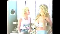 Sexy Blondes Lesbian Lust