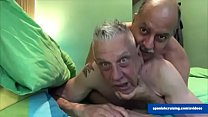 Horny Daddies Barebacking