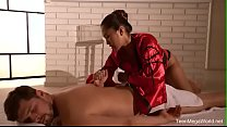 May Thai - Thai Massage, Candles And Soft Hands He Loves That Special Sex Treatment And Pays Brunette Back With A Portion Of Pleasures For Her