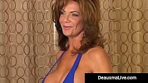 Texas Mega Milf Deauxma Vs Cali Diva Shay Fox In Boob Fight! - 9Club.Top