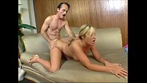 Hitler fuck hot blonde Memphis like a dog on a leash porn thumbnail