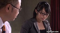 Office Lady Kana getting her wet pussy creampied - 9Club.Top