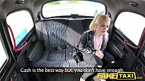 Fake Taxi Shy blonde teen with natural tits thumbnail