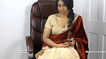Horny South Indian sister in law roleplay in Ta...