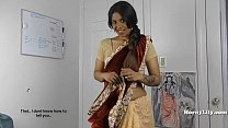 Image: Horny South Indian sister in law roleplay in Tamil with subs