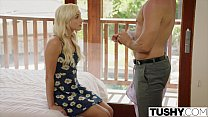 TUSHY.com Naughty Blonde Anal Fucked by her Therapist صورة