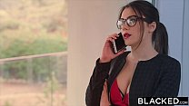 BLACKED Valentina Nappi takes the biggest bbc in the world thumbnail