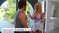Naughty America - Rachael Cavalli wants neighbor's big cock