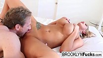 Sexy babe Brooklyn Chase gets a hard fucking from Ryan McLane - 9Club.Top