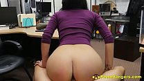 Stunning Big Titty Latino Mom Takes Huge Cock I...