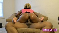 Real Hood Chick Dick Bouncing With Her Sweet Ass - Momoko mitchell thumbnail