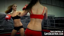 NudeFightClub presents Amirah Adara vs Jessyka ...'s Thumb
