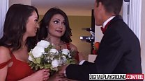 DigitalPlayground - Wedding Belles Scene 3 (Anna Bell, Peaks Justin Hunt)