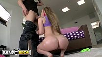 BANGBROS - Blonde PAWG Madison Chandler Taking Dick From Chris Strokes - 69VClub.Com
