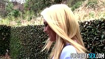PropertySex - Tricking gorgeous real estate agent into homemade sex video - 9Club.Top