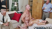 Horny old bastard still knows how to use his firm veteran penis pornhub video
