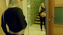 FatGirlsHome.COM - (HD) MESSY STUFFING - WEIGHT GAIN Some unzipping and button parts opeing