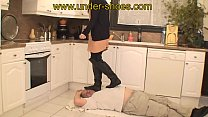Miss Louna overknee savagery http://clips4sale.com/store/424 Image