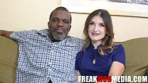 Adreena Winters and Richard Mann Interview for FreakMob Media - 9Club.Top