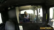 Sexy Chantelle gets fucked in the cab Preview