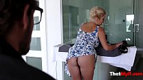 Blonde Busty MILF Makes Me Do Naughty Things- Sara St Clair