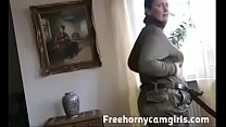 Military PAWG strips on cam Part 1- full video at Freehornycamgirls.com image