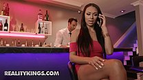Round and Brown - (Alex Legend, Bethany Benz, Sam Shock) - Stood Up - Reality Kings