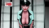 Claudia Marie Big Titty Prison Guard