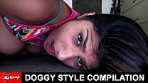MIA KHALIFA - Doggystyle Compilation Video (Try Not To Bust A Nut)