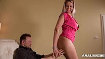Anal Inspectors Cum All Over Nikky Dream & Blanche Bradburry's Big Butts