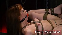 Extreme brutal anal and bondage tease denial edging Sexy youthfull