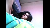 Amateur couple newly married homemade sex