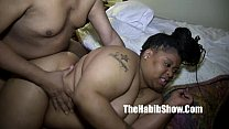 BBW first time amatuer gangbanged by monster dick redzilla and big papa