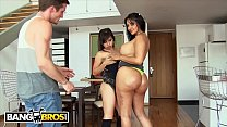 BANGBROS - Big Colombian Asses Threesome With Cielo and Yenny Contreras - 1 of 3