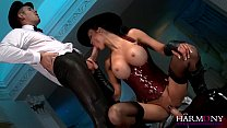 Jasmine Jae is in charge and demands a big dick Thumbnail
