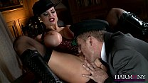 Jasmine Jae is in charge and demands a big dick Preview