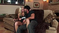 Big Tits Hot Wife´s Surprise for the Big Dick H...
