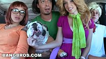 BANGBROS - Halloween with Jada Stevens in a Big Ass Haunted Mansion's Thumb