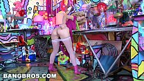 BANGBROS - Halloween with Jada Stevens in a Big Ass Haunted Mansion Image