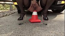 roadside object insertion and squirting on a public road thumbnail