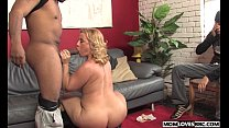 Huge black cock for mom Stunning Summer in fron...